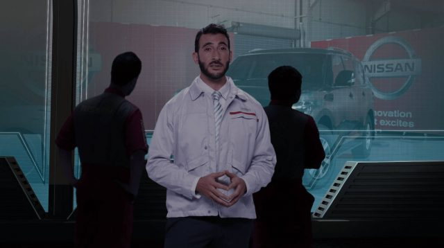 NISSAN AFTER SALES (TECHNICAL VIDEO)